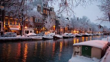 Чем заняться на Новый Год в Амстердаме