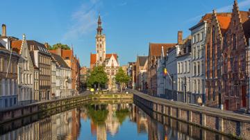 Куда съездить из Брюсселя (пригороды)