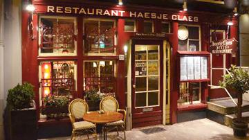 Лучшие рестораны голландской кухни в Амстердаме