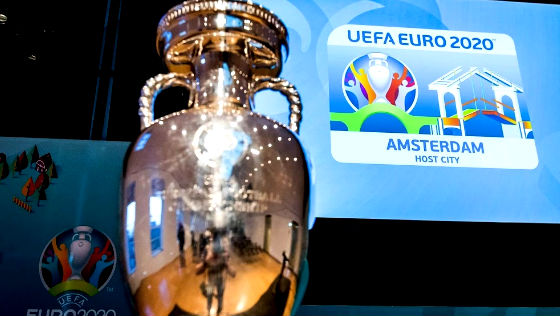чемпионат Европы по футболу Нидерланды