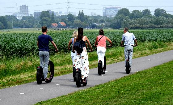 Нидерланды программа тур на электрических байках