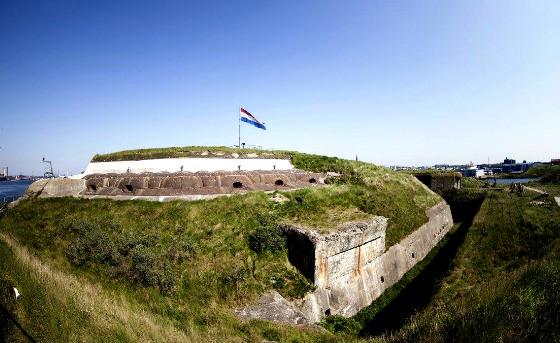 Форт Боярд Нидерланды