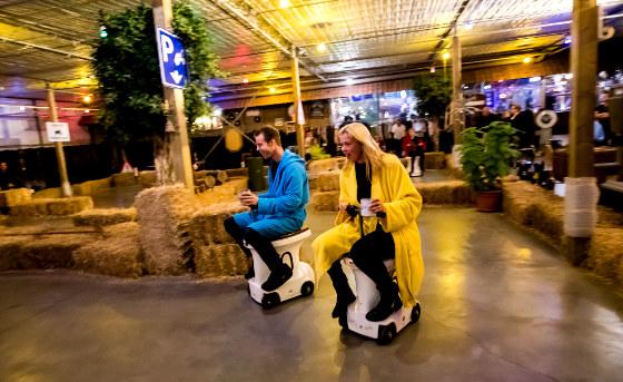 деловой туризм Нидерланды гонки в теплице