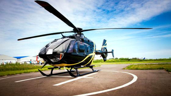 аренда вертолета в Амстердаме
