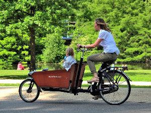 велосипед в Нидерландах
